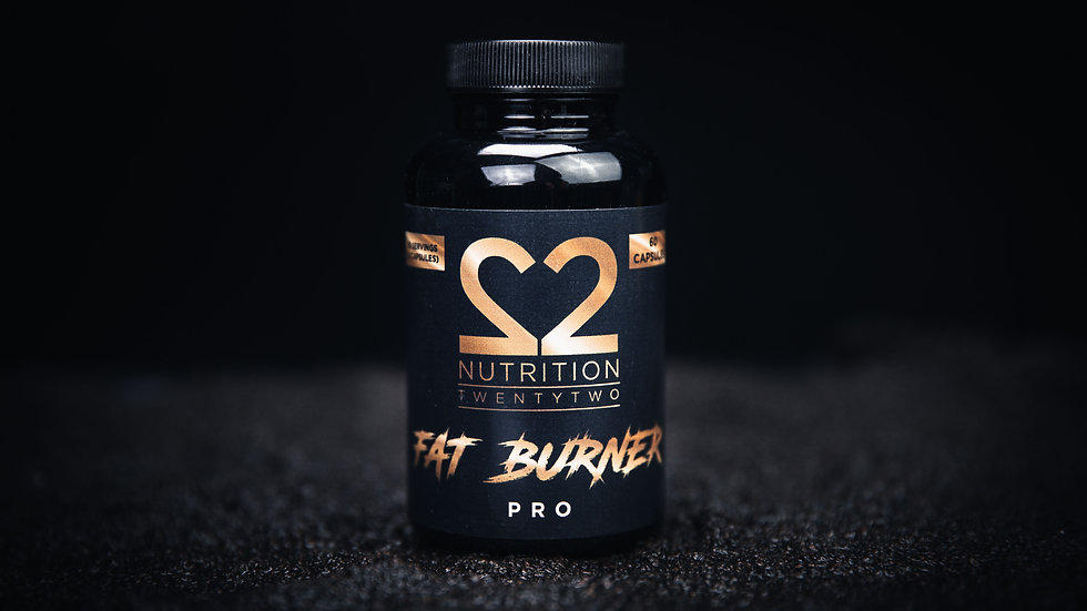 N22 FAT BURNER PRO (60) 1 MONTH SUPPLY