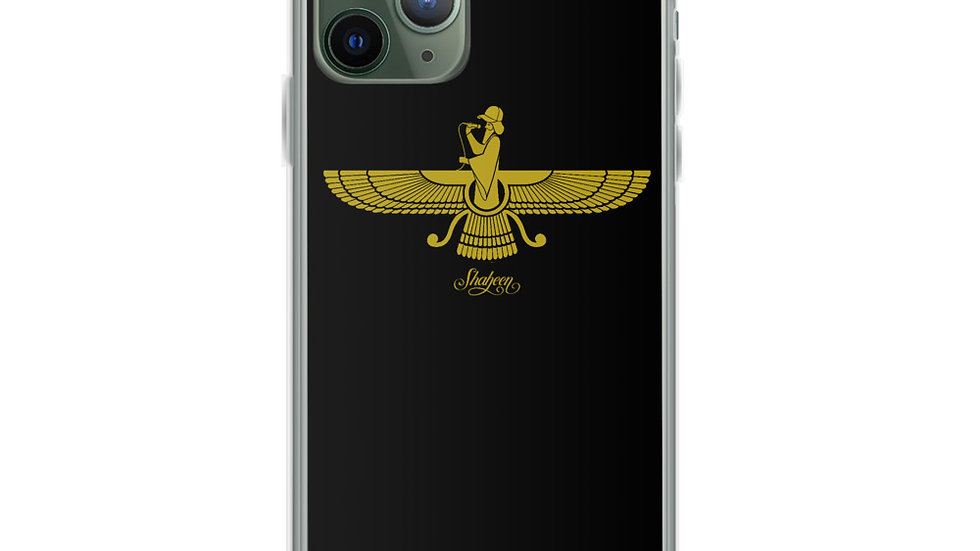 Rapping Faravahar IPhone Case