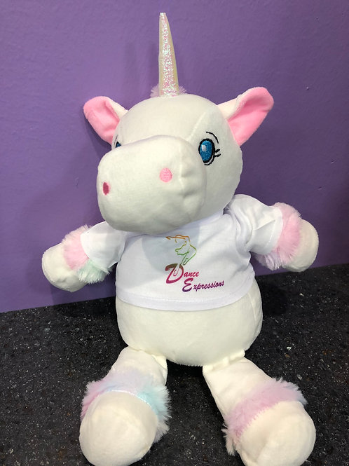 Unicorn with DE Logo Shirt
