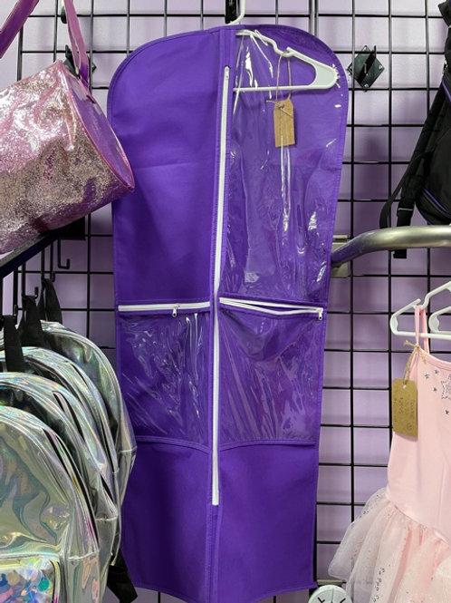 Garment Bag w/ DE Logo and Name