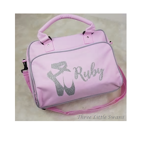 Create your own 'Dance' Sports bag (lots of design options)