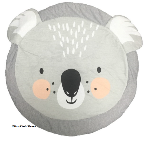 Koala playmat (with personalised option)