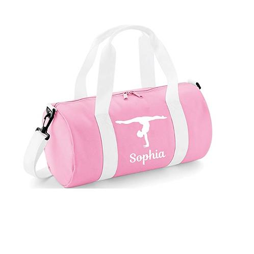 Create your own 'Gymnastics' Mini barrel bag (lots of design options)