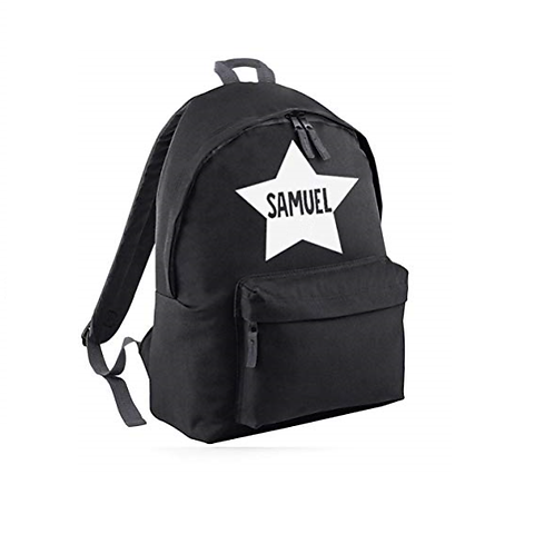 Create your own 'Star' Junior Backpack (lots of star options)