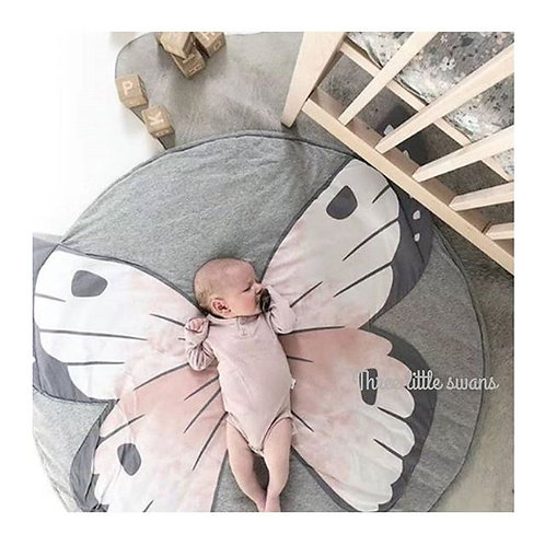 Butterfly playmat (with personalised option)