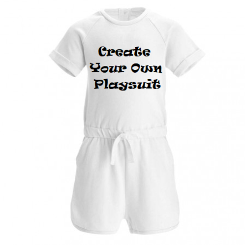 Create Your Own Playsuit