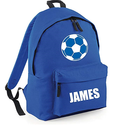 Create your own 'Football' Junior Backpack (lots of football images)