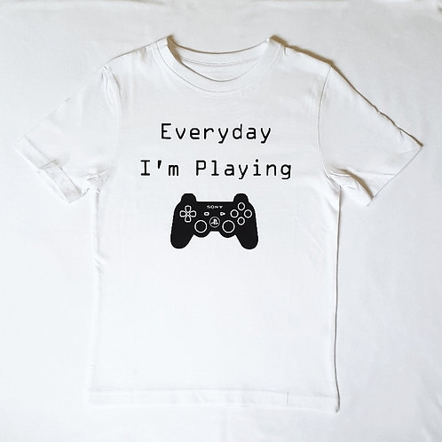 Everyday I'm Playing