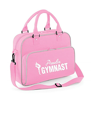 Create your own 'Gymnastics' Sports bag (lots of design options)