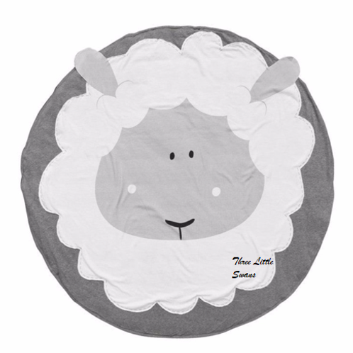 Sheep playmat (with personalised option)