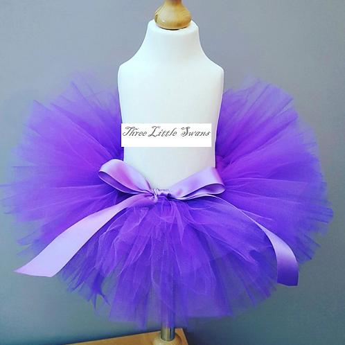 Deep purple tutu