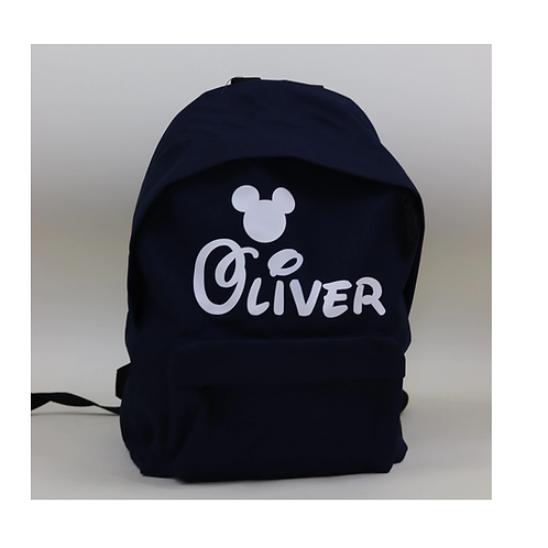 Create your own 'Disney' Junior Backpack (lots of disney themes available)