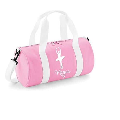 Create your own 'Dance' Mini barrel bag (lots of design opti