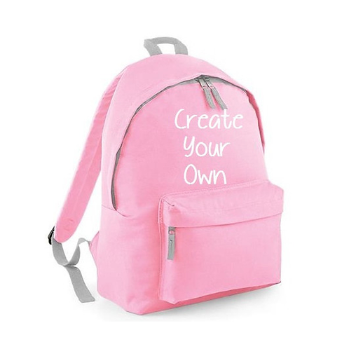 Create your own Junior Backpack