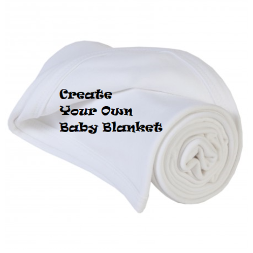 Create Your Own Baby Blanket