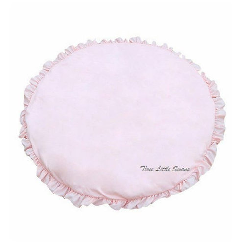 Round frill playmat (with personalised option)