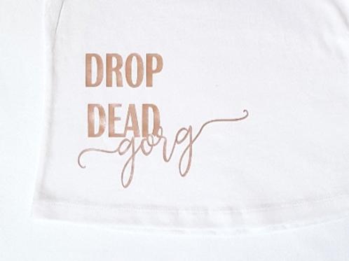 Drop Dead Gorg Playsuit