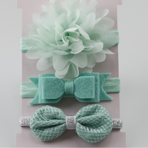 Mint Green bows