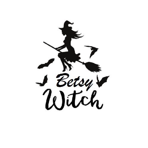 Personalised Witch Halloween desgin