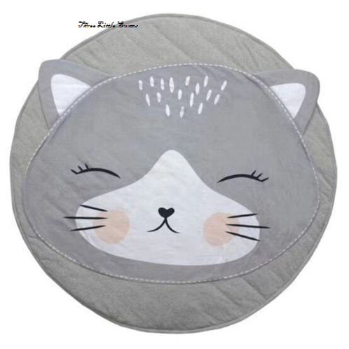 Cat playmat (with personalisd option)