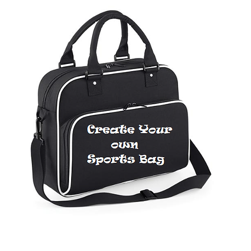 Create your own Sports bag (lots of design options)