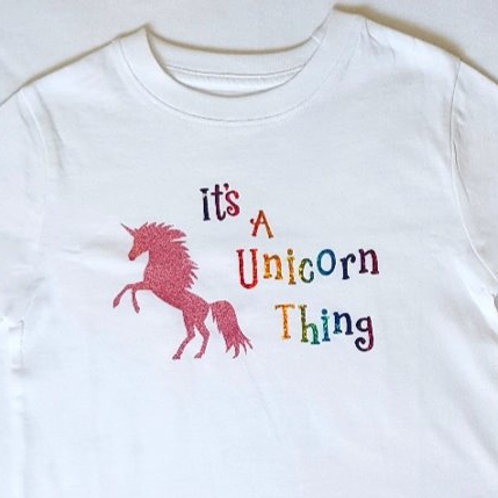 It's a unicorn thing playsuit