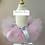 Thumbnail: Dusky pink and grey tutu