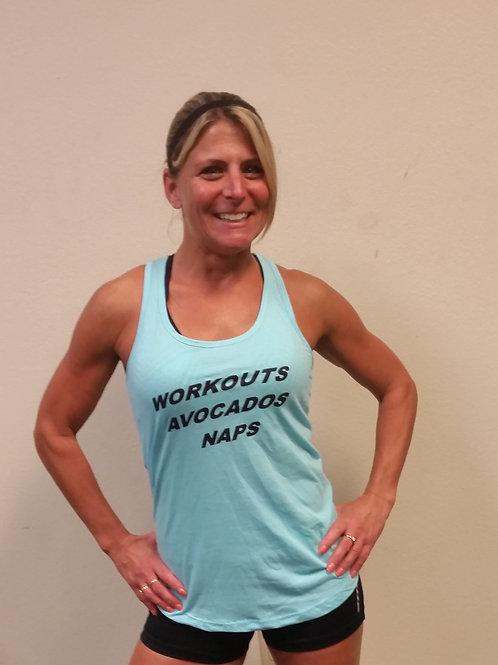 Women's Workout Tank Top