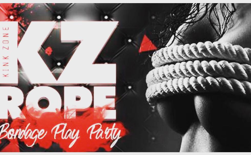 KZ Rope - Bondage Play Party