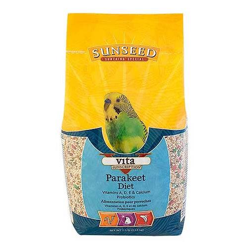 Sunseed Vita Parakeet Diet