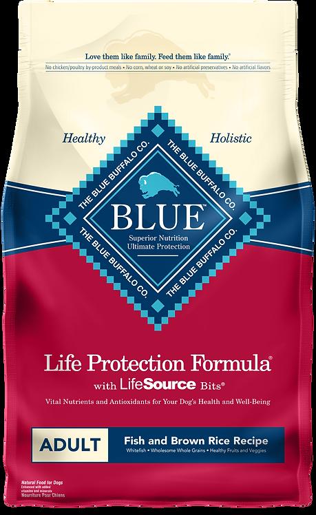 Blue Buffalo Fish and Brown Rice