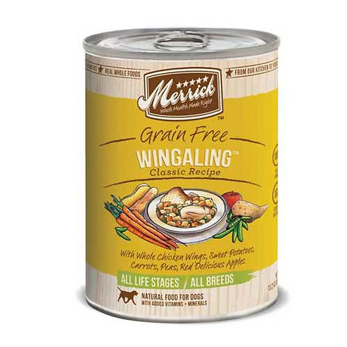 Merrick Wingaling Grain Free Recipe