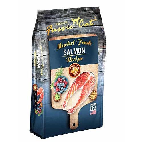 Fussie Cat Salmon Recipe