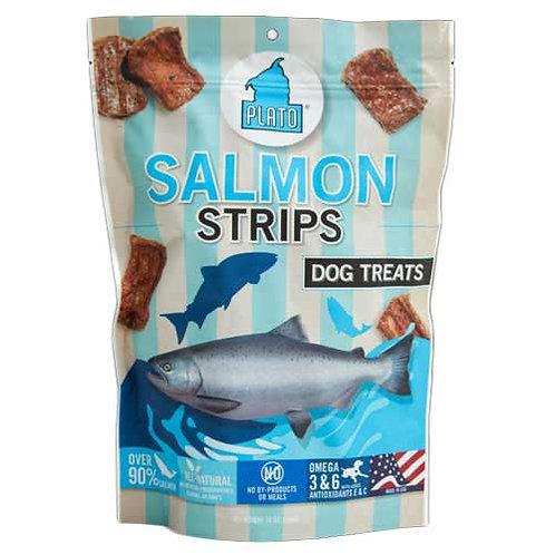 Plato Salmon Strips