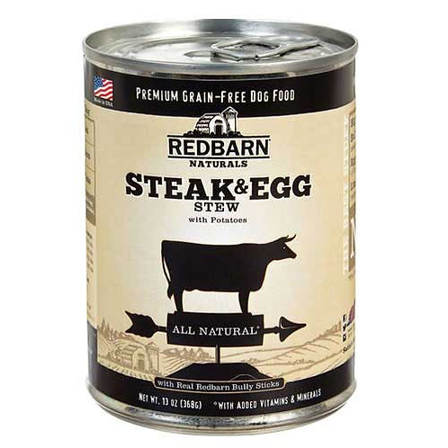 Redbarn Steak & Egg Stew Grain Free Recipe