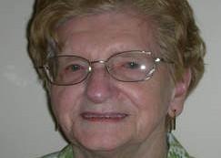 In Memoriam - Mary Gannon, Associate