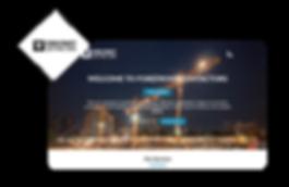 Forefront Contractors WIX Website