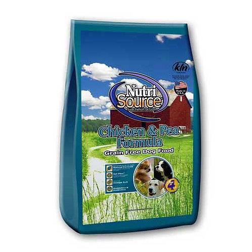 Nutri-Source Grain Free Chicken & Pea Formula
