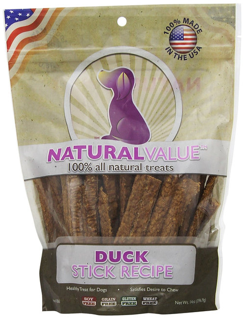 Loving Pet Natural Value Duck Tenders 16oz