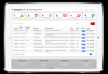 Data Brach Portal