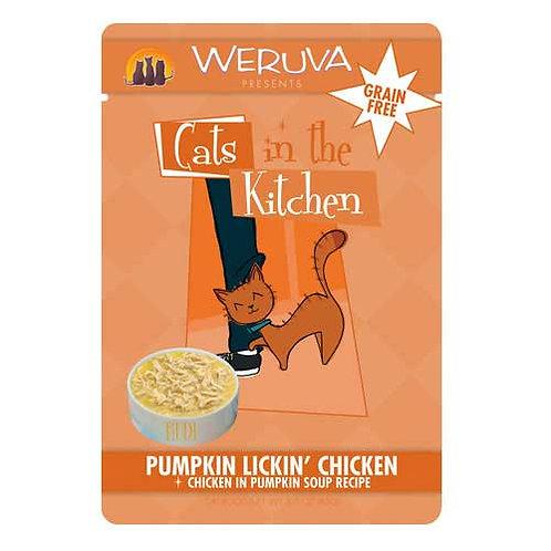 Weruva Cats in the Kitchen Pumpkin Lickin' Chicken