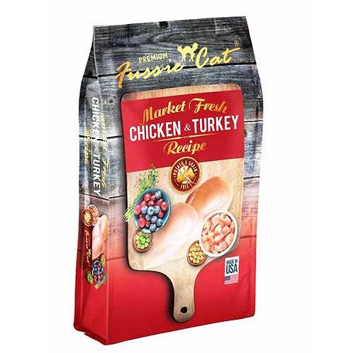 Fussie Cat Chicken & Turkey Recipe