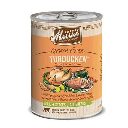 Merrick Turducken Grain Free Recipe