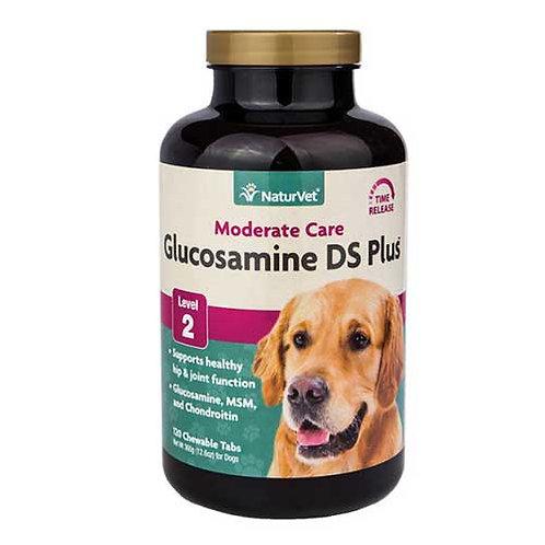 NaturVet Glucosamine DS Plus Chewable Tablet