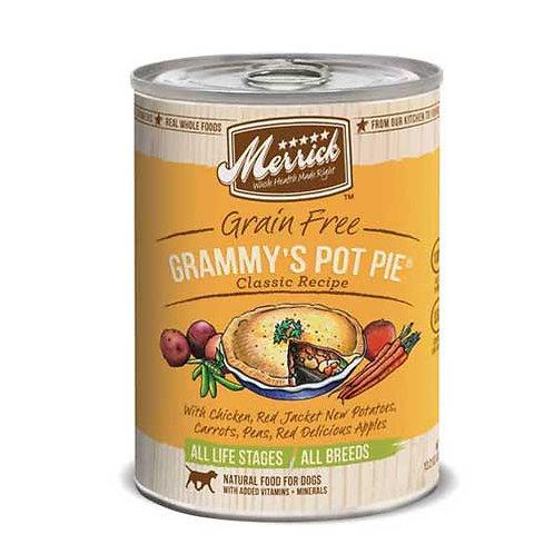 Merrick Grammy's Pot Pie Grain Free