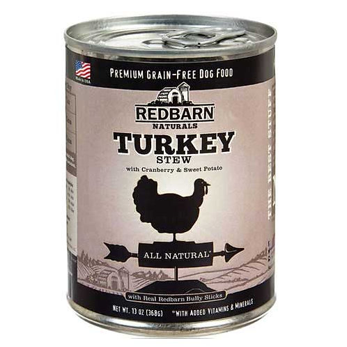 Redbarn Turkey Stew Grain Free Recipe