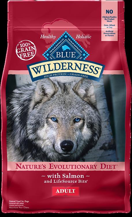 Blue Wilderness Grain Free Salmon