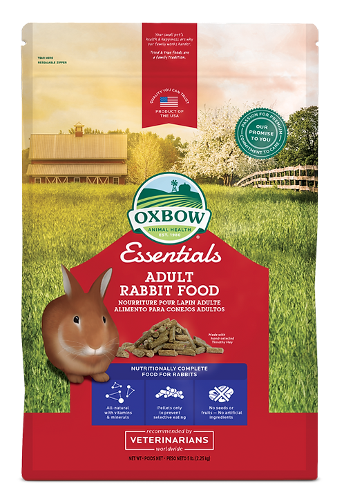 Oxbow Adult Rabbit Food