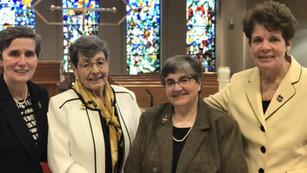 Sister Beryl Herdt, O.P., Awarded St. John's University Pietas Medal
