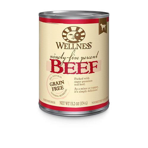 Wellness 95% Beef Grain Free